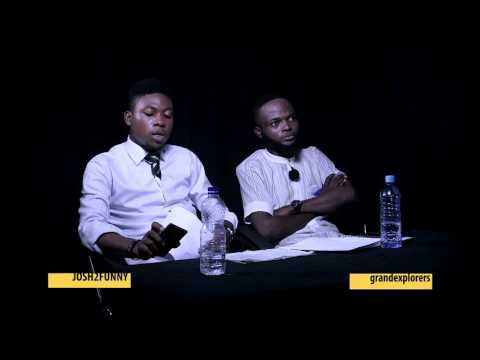 Brother Osemudia comes to THE AUDITION EP 4 to beg for money. Josh2funny ft Bello Kreb and Davidsyn