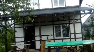 Строим дом. Вентилируемый фасад под фахверк ч.3(, 2015-07-07T18:46:27.000Z)