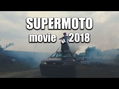 PBM - Supermoto Movie Of 2018