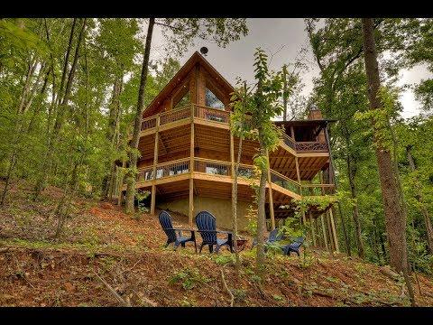 Just Aska Bear Lodge Blue Ridge, GA