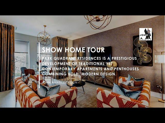 Park Quadrant Residences | Show Home | Luxury Homes Glasgow