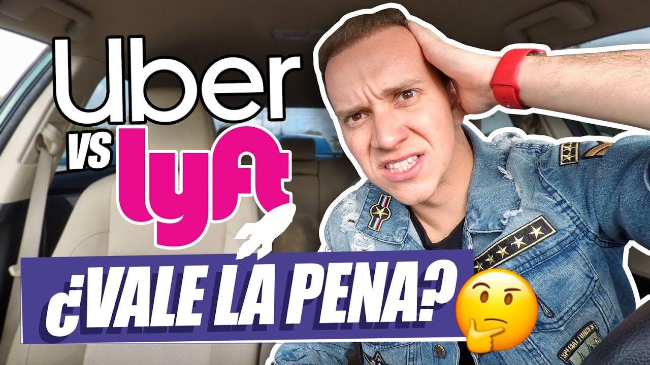 ¿Cuanto se gana en Uber y Lyft al mismo tiempo? - Oscar Alejandro