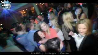 100% PARTY | 16 MARS 2012 | STRÖMPIS | ÖREBRO