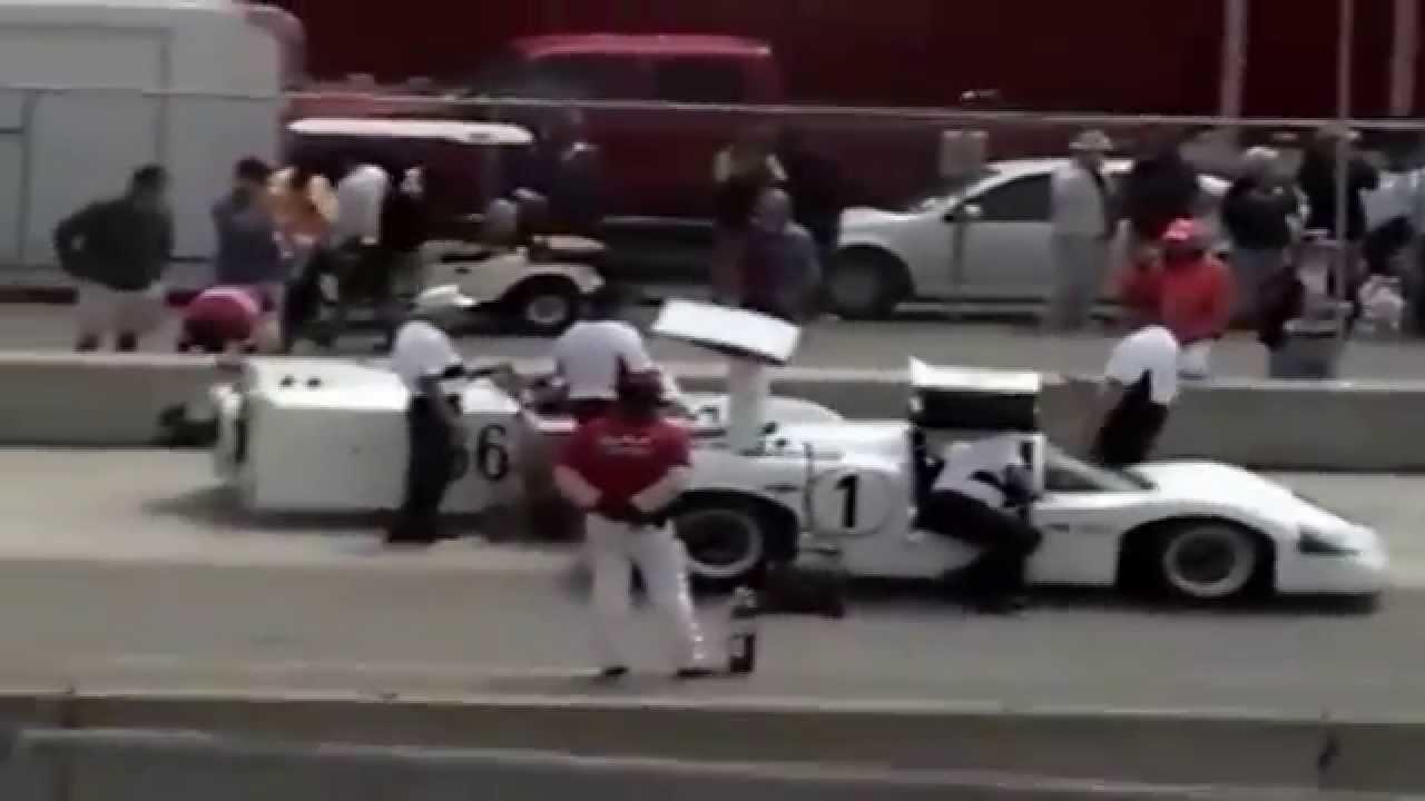 2005 Monterey Races. chaparral Race Cars. - YouTube