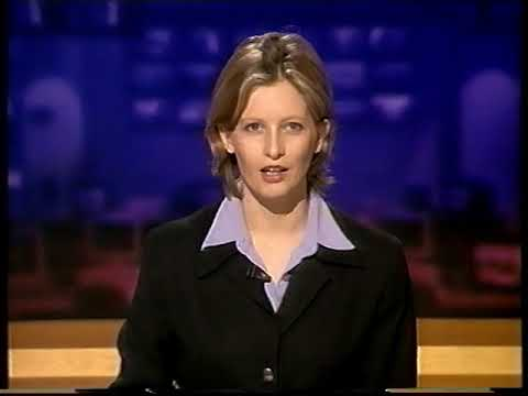 ITV Continuity - Sunday 18th March 2001 (5)