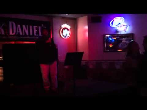 Marcus OTR karaoke