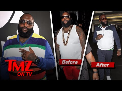 Rick Ross Is Unrecognizable | TMZ TV