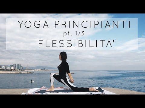 Yoga Per Principianti: Flessibilità - La Serie: Parte 1/3
