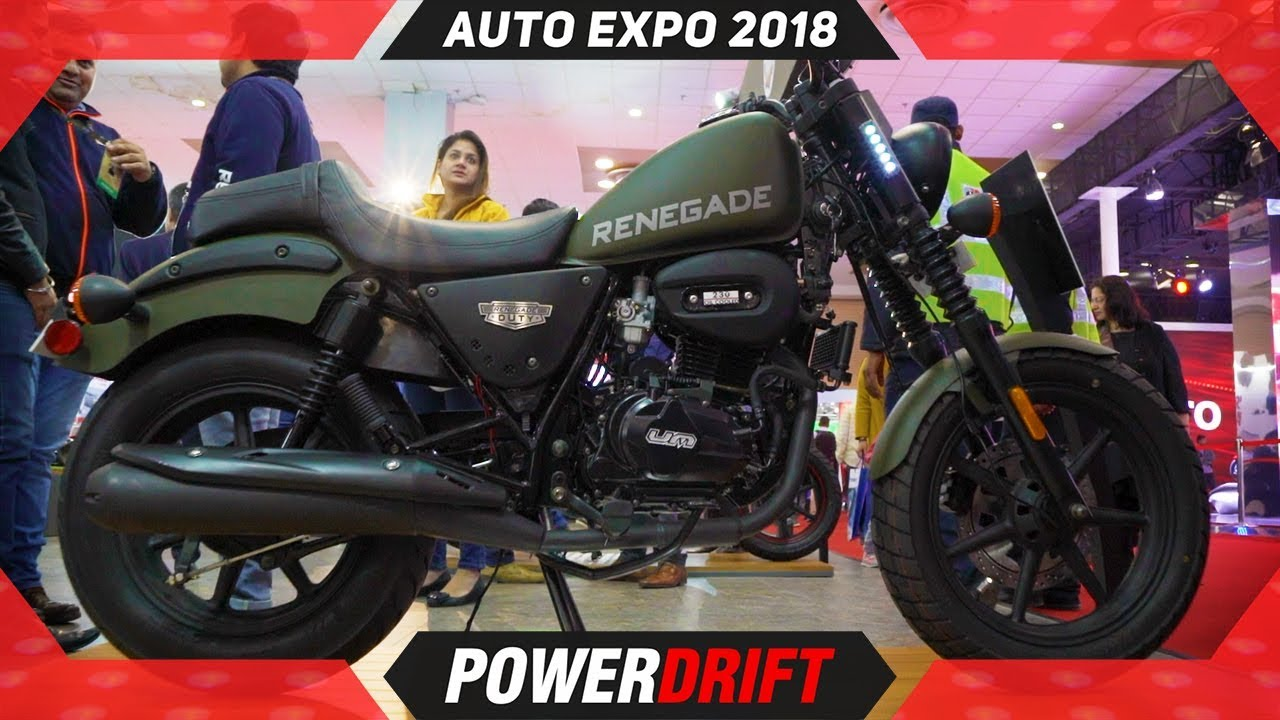 UM Motorcycles Renegade Duty S, Estimated Price 1 10 lakh