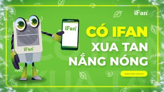 Quạt Hơi Nước Hàng Đầu Việt Nam - IFAN
