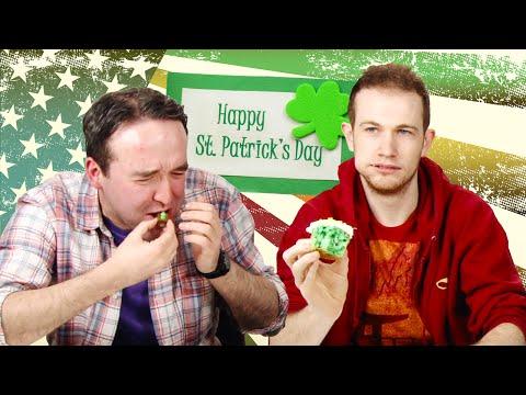 Irish People Taste Test St. Patrick