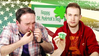 Irish People Taste Test St. Patrick