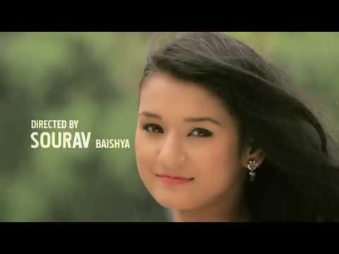 Mon Fagun | 2016 Latest Assamese Song | Ankur Borah | Directed by Sourav Baishya | 1080p Full HD