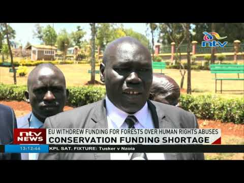 Elgeyo Marakwet residents want EU to reconsider funding conservation projects