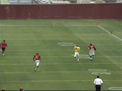Dillon Baxter | USC Spring Scrimmage Highlights 2010 - CollegeLevelAthletes.com