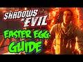 """""""SHADOWS OF EVIL"""" EASTER EGG TUTORIAL & ENDING - FULL EASTER EGG GUIDE! (Black Ops 3 Zombies)"""