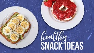 4 Healthy Snack Ideas for Back-to-School