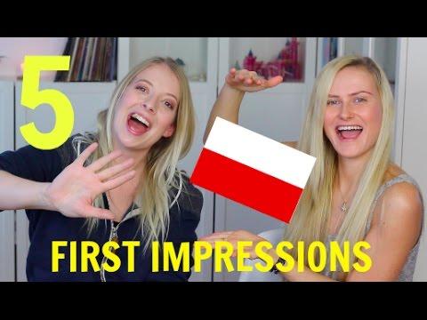 5 Strange First Impressions of Poland | Ronja Lykke