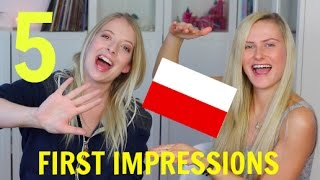 5 Strange First Impressions of Poland | Ronja Lykke
