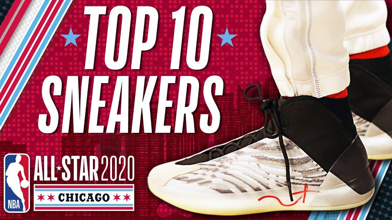 2020 NBA All-Star Weekend #NBAKicks