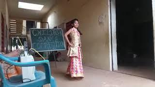 Mera inta kahan puka do song by Ms.Khushboo in Tagore School Lisan.