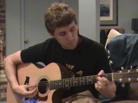 The All-American Rejects - Mona Lisa (When the World Comes Down) (Cover by Jake Pfohl)