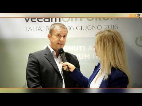 Gilles Pommier, VP Channel & Cloud Emea & Emerging Markets, Veeam
