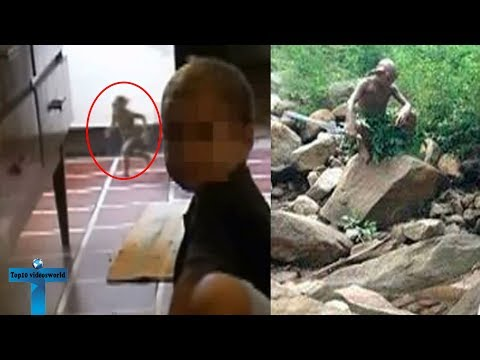 Top 10 Real Goblins Caught On Camera   10 Goblins Caught On Tape & Spotted  In Real Life