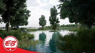 Fishing Sim World:  Lake johnson Trailer Dovetail Games | EB Games