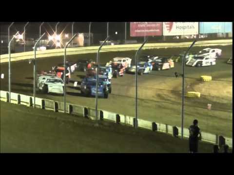 Sharon Speedway Emod Feature