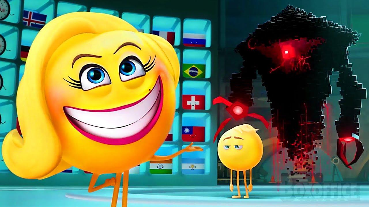 Guerra de Emojis | Emoji: La película | Clip en Español