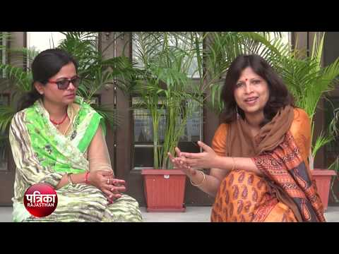 AIDS girl cautions frauds in marriage | Dr Shipra Mathur with Soulger Manju