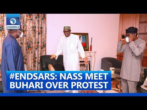 #EndSARS: National Assembly Calls For End To Protests
