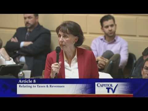 Rep. Patricia Morgan Supports Reducing Budget Money To Commerce Corp