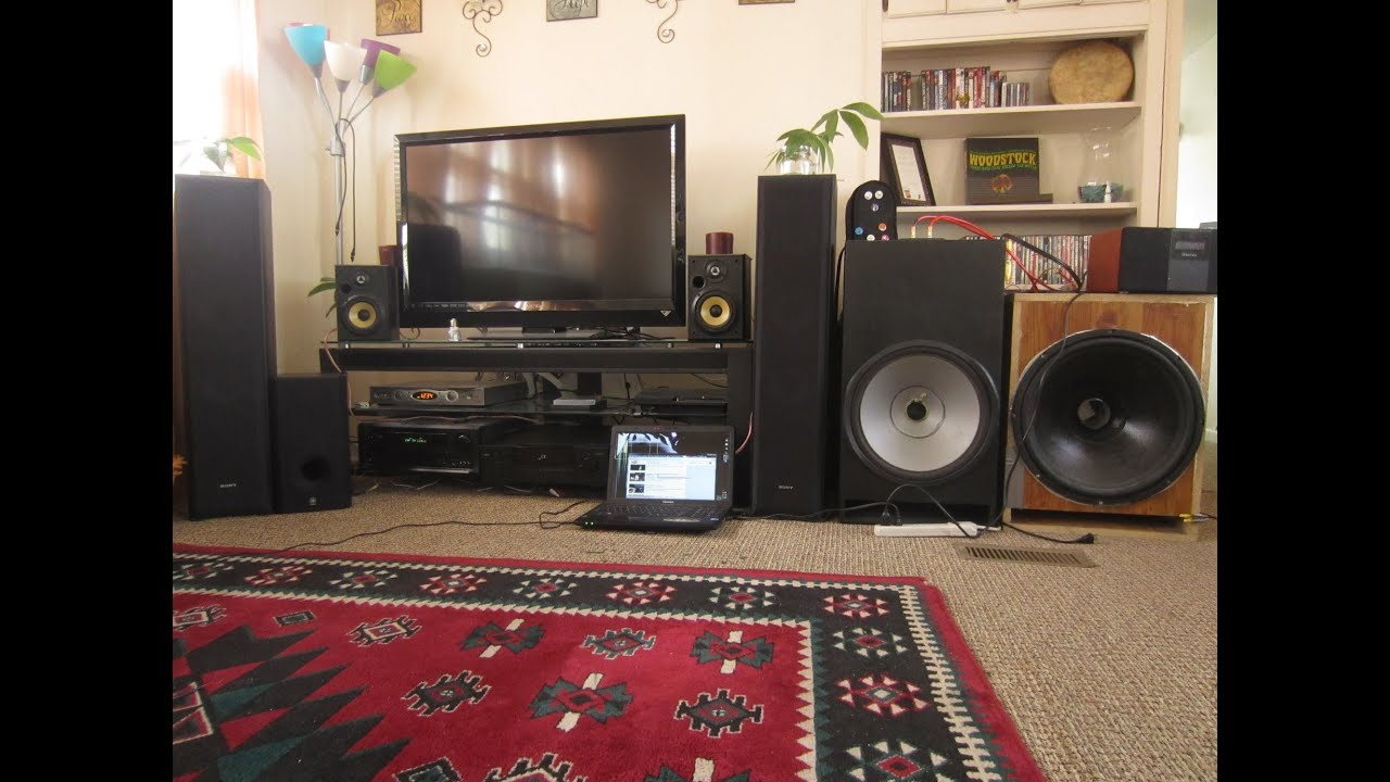 Car Audio At Home Youtube