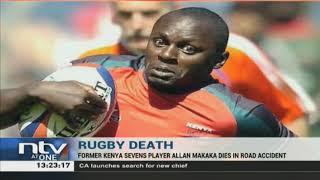 Former Kenya sevens player, Allan Makaka, dies in road accident