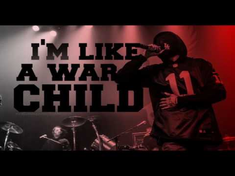 Hollywood Undead - War Child (2 hours)