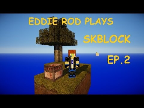 Skyblock EP.2 - Who Got Dem Pumpkin Seeds! We Got Dem Melon Seeds