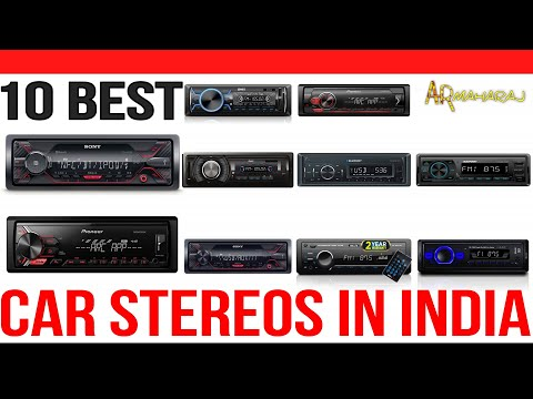 Top 10 Best Car Stereos in India with Price | Best Single Din Car Stereo India Under 5000 | Review