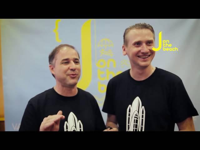 Bruno Souza, Brazilian Javaman & Ihor Kolodyuk from Jelastic Interview - JOTB16