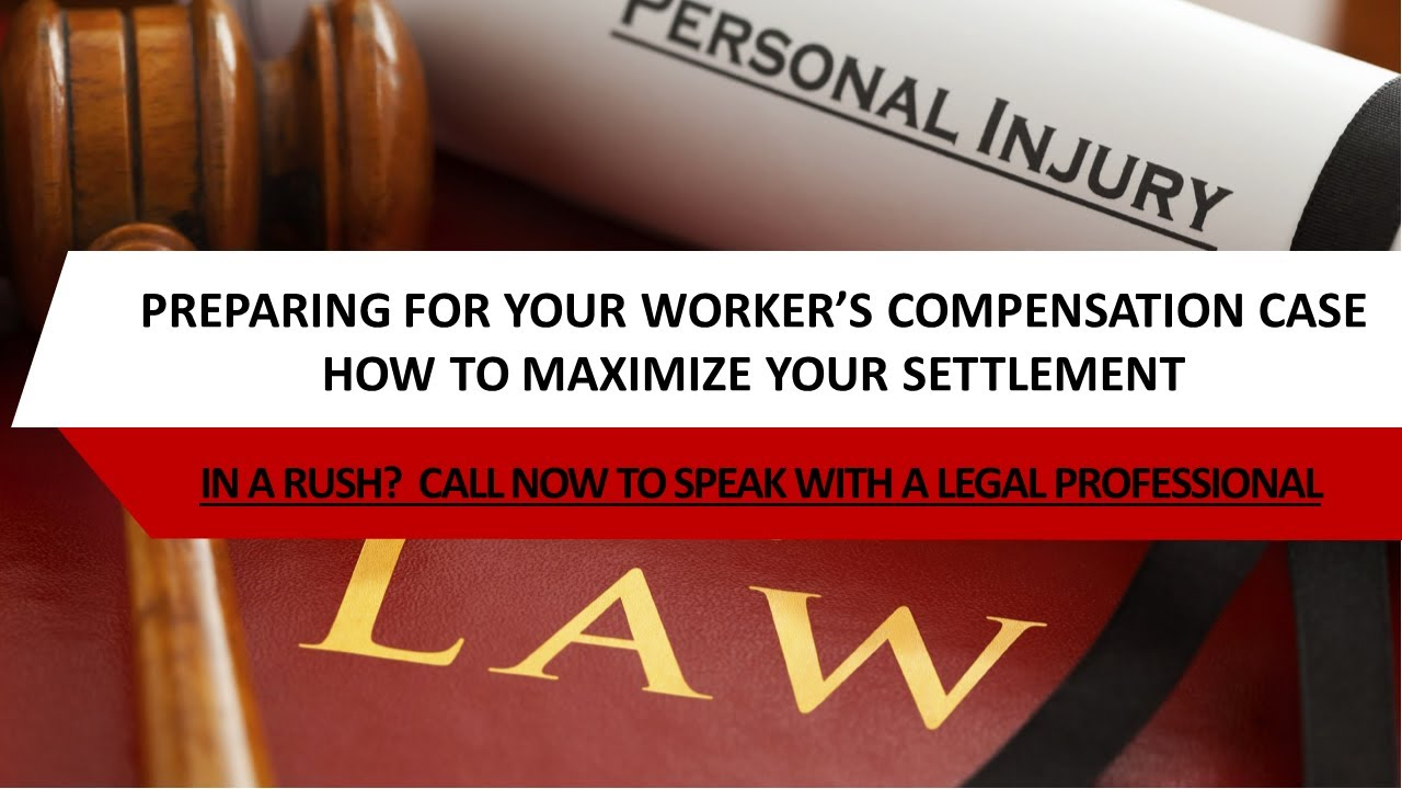 Worker's Compensation Settlement Chart For Ptsd Attorney Cases