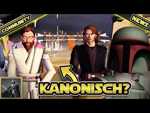 Star Wars Basis Community: Sind The Clone Wars Staffel 7 und 8 kanonisch? [News, Community, Q&A]