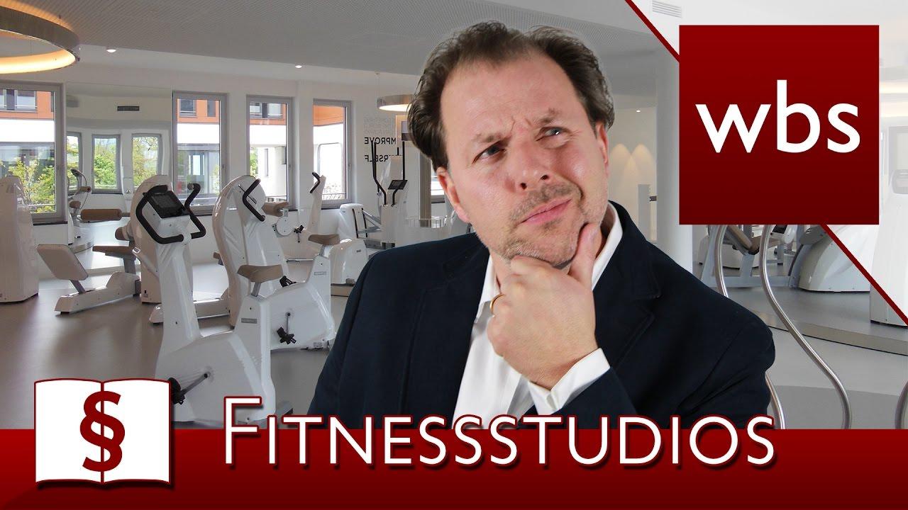Jura Basics Fitnessstudio Alles Zur Kündigung Den Agb Und
