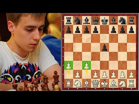 This Is Crazy! Grandmaster Started The Game With 1. a3 and 2. c3