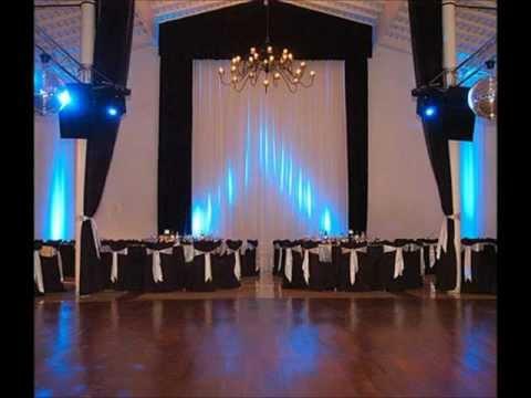 Luz y sonido super laser previo boda salon platino y ce for Salones para 15 anos
