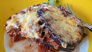 Eggplant Lasagna Recipe -- The Frugal Chef