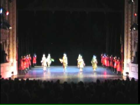 Caucasian Dance Theatre Legacy Concert