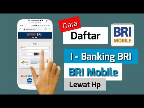CARA DAFTAR MOBILE BANKING BNI LEWAT ATM BNI.