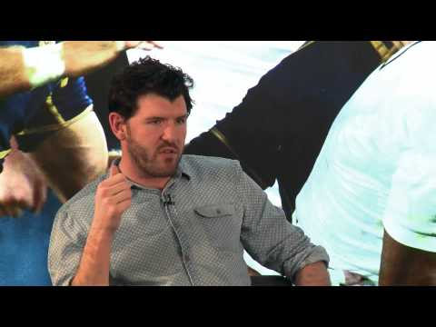 Shane Horgan looks ahead to Rugby World Cup 2015