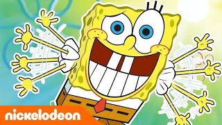 SpongeBob Squarepants | Patrick en SpongeBob in een rockband! | Nickelodeon Nederlands